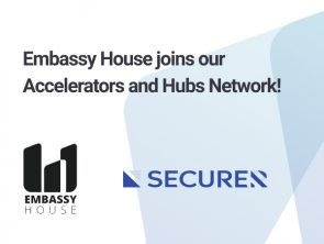 Embassy House joins our Accelerators and Hubs Network!